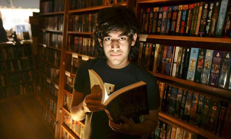 aaron swartz library